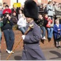 The Minden Band, 2RA Homecoming Parade, Lincoln, 2009.
