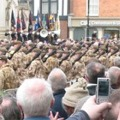 2nd Battalion (Poachers) The Royal Anglian Regiment, Homecoming Parade, 12 March 2009.  Photographer: Jeff Carr © All rights reserved.