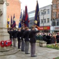 Veterans' Standards, Freedom of Lincoln, 2009. Photographer: Terry Marker.