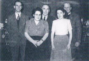 Kinema Staff 1940