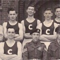 C Coy. Boxing Team, 1954/55