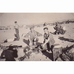 Bir Asluj, Sinai Desert, 16 April 1946