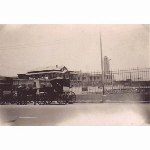 'Garry' Stand and Docks. Port Said
