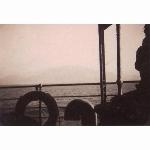 Straits of Gibraltar. April 1947
