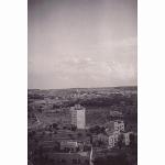 View from YMCA, Jerusalem. November 1946