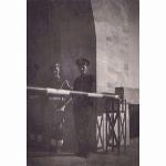 Main Gate, Government House, Jerusalem. November 1946