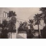 Hotel entrance, Galilee