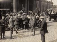 C W Hawley loading kit bags, 1914
