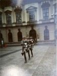 Changing the guard. East Berlin, 1988 - National Volks Armee