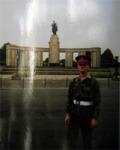 Soviet WW2 Memorial. Berlin 1988.