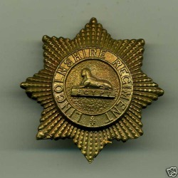 Officer's Cap Badge 1813 - 1914