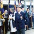 War Memorial, Lincoln High Street, 1989