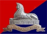 Badge, Royal Lincolnshire Regt