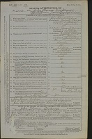 Army Form e.504: John Thomas Dickings