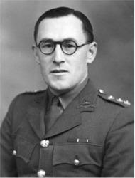 Major L.A. Clarke MBE