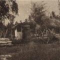Road Block. Padang. A Company, Ist Battalion.
