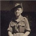 Pte J Searby. 1st Battalion. S.E.A.C.