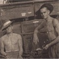 Pts Dunning and Lewis. Jan 1946, Padang.