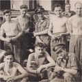 Brigade HQ Drivers, April 1946, Palembang