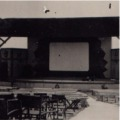 Open-air Cinema, Tel-Letwinsky, Israel, July 1947