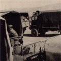 Truck-Stop on way to Zarqa, Trans-Jordan, 20 Sep 1947