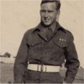 Pte John Searby, Sarafand