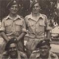 1st Battalion Drivers, Sarafand, Palastine, 1947
