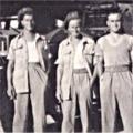 1st Battalion Drivers, Sarafand, 1947
