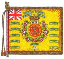 1st Battalion Colours