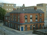The old RBL HQ, Lincoln (photographed in 2007)