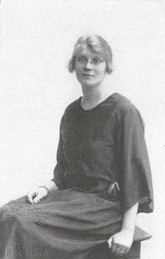 Evelyn Clarke