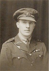 Harry Tarlington Walker, The Lincolnshire Regiment