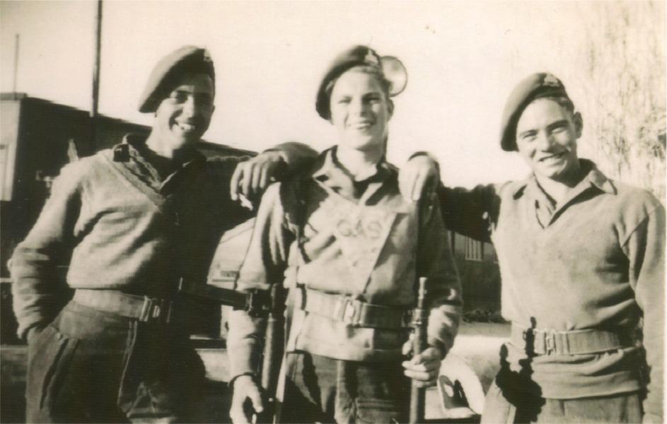 1st Bn. C.Coy. Egypt 1948.