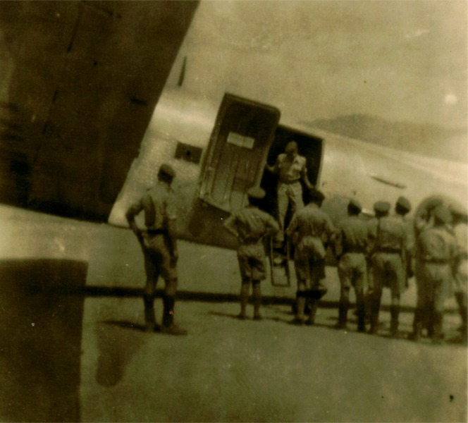 Aqaba 1949. 1st Bn. C.Coy.
