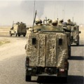 2nd Battalion (The Poachers), The Royal Anglian Regiment, Telic 8, Iraq, 2005.
