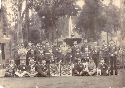 Wellington, India, 1899.